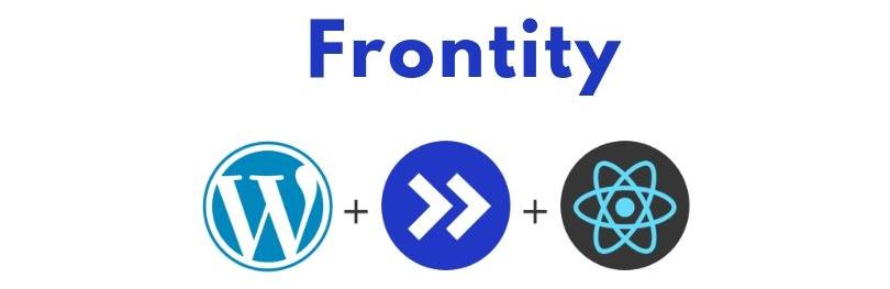 Frontity WordPress API React