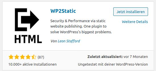 WPStatic Download